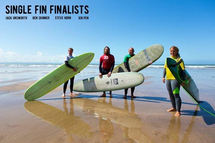 Single Fin Finalists