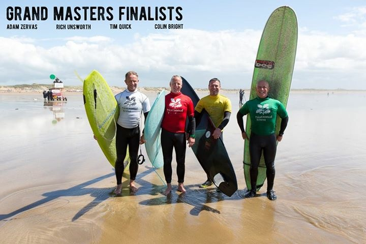 Grand Masters Finalists